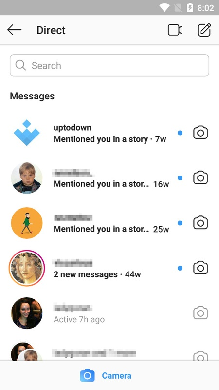 Download Instagram for android free
