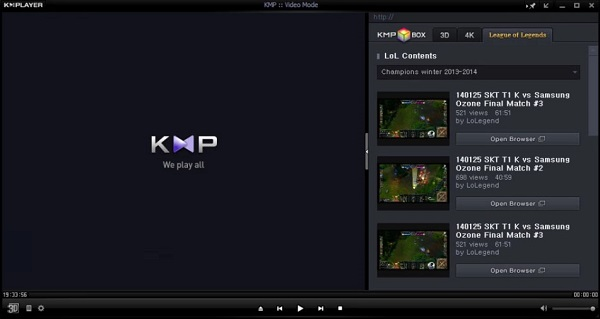 Download KMPlayer 2021 for pc
