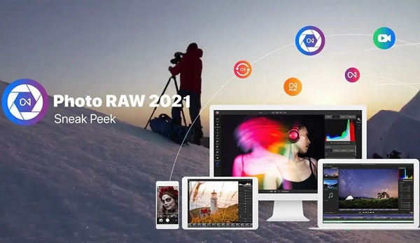 ON1 Photo RAW 2021.5 v15 for Mac