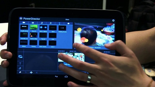 PowerDirector Pro for android free download