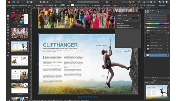 Affinity Publisher 1.10 for macOS Free Download