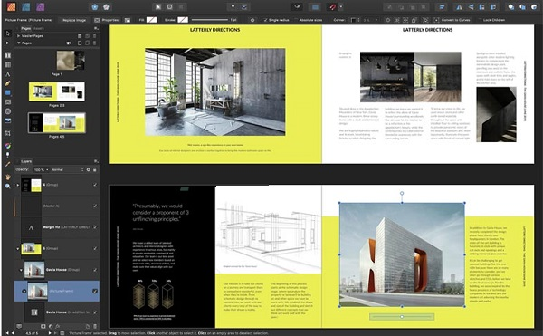Download Affinity Publisher 1.10 for macOS