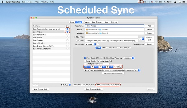 Download Sync Folders Pro 4 for Mac