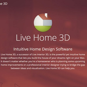 Live Home 3D Pro 4 for Mac