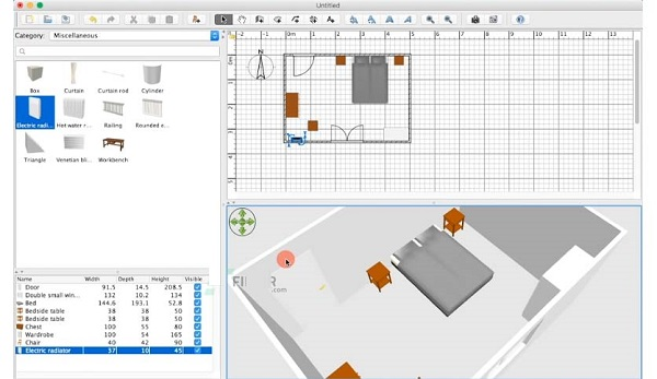 Sweet Home 3D 6.5.5 for Mac Free Download