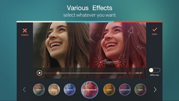 Wondershare FilmoraGo for android free download