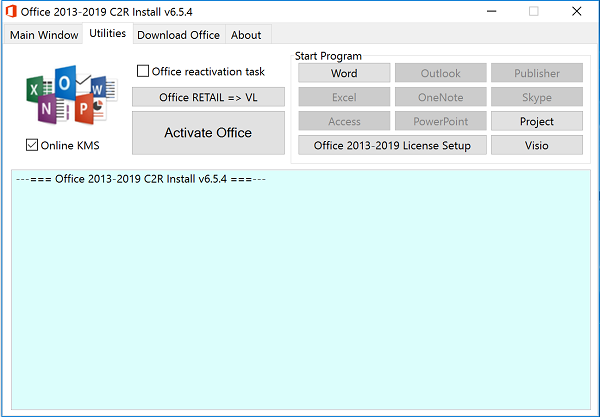 office 2013-2019 c2r download