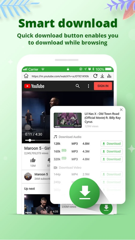 AnyVid for Android free download